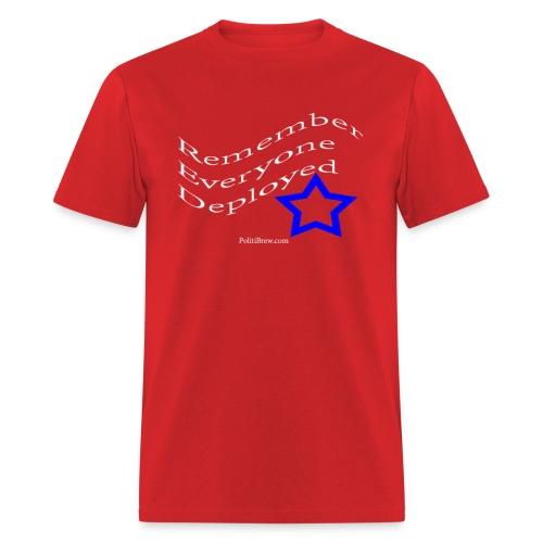 Red Friday - Men's T-Shirt