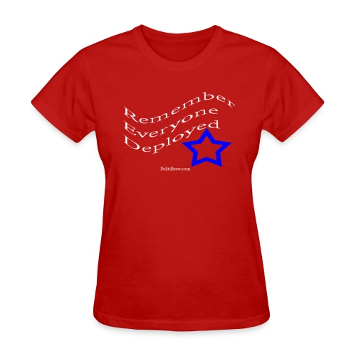 Red Friday - Women's T-Shirt