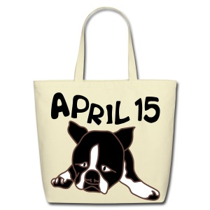 April 15 - Eco-Friendly Cotton Tote