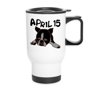 April 15 - Travel Mug