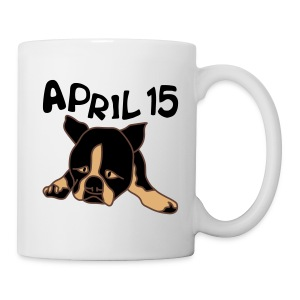 April 15 - Coffee/Tea Mug