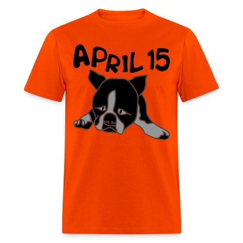 April 15 - Men's T-Shirt