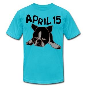 April 15 - Men's Fine Jersey T-Shirt