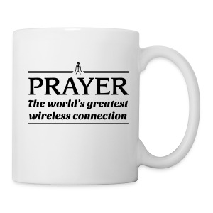 Cofffe Mug/Prayer - Coffee/Tea Mug