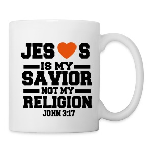 Coffee Mug/Salvation - Coffee/Tea Mug