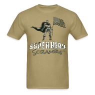 T-Shirts ~ Men's T-Shirt ~ Support Real Life Superheroes