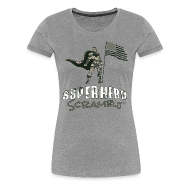 T-Shirts ~ Women's Premium T-Shirt ~ Support Real Life Superheroes