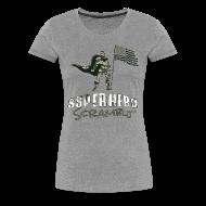 Women's T-Shirts ~ Women's Premium T-Shirt ~ Support Real Life Superheroes