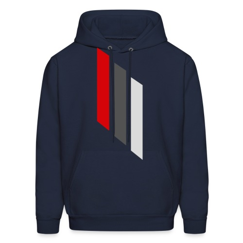 JTecHD Logo Pull Over - Men's Hoodie