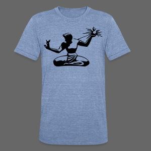 Spirit of Detroit - Unisex Tri-Blend T-Shirt