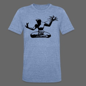 Spirit of Detroit - Unisex Tri-Blend T-Shirt