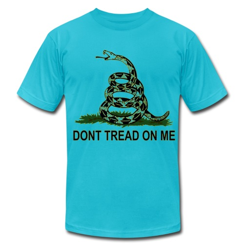 Dont Tread On Me - Mens - Men's Fine Jersey T-Shirt
