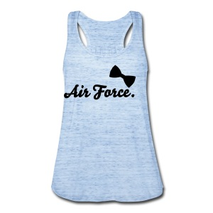 Air Force. - Women's Flowy Tank Top by Bella