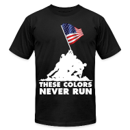 T-Shirts ~ Men's T-Shirt by American Apparel ~ These colors- Men's
