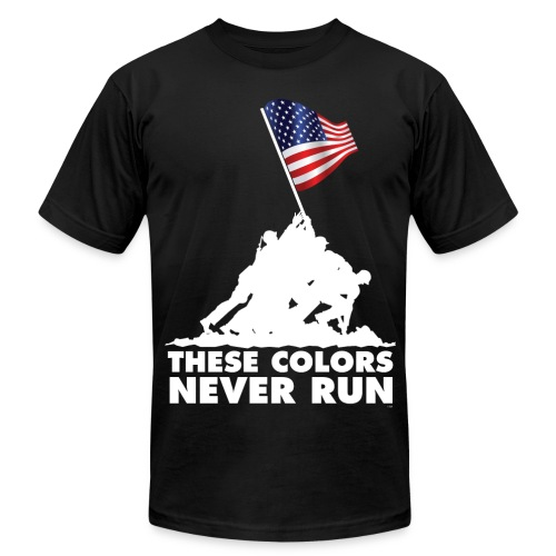 These colors- Men's - Men's Fine Jersey T-Shirt