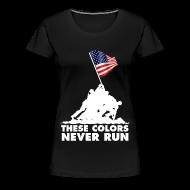 T-Shirts ~ Women's Premium T-Shirt ~ These colors- Women's