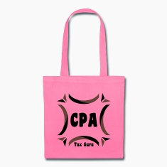 CPA Tax Guru Bags & backpacks