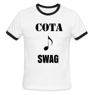 T-Shirts ~ Men's Ringer T-Shirt ~ Men's COTA Music Swag