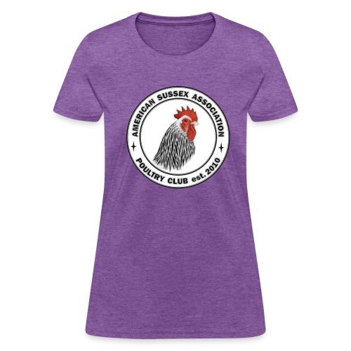 ASA Logo Front Only Women's Value T-Shirt - Women's T-Shirt