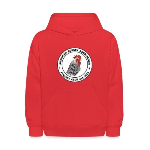 ASA Logo Front Only Youth Hoodie - Kids' Hoodie