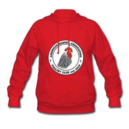 ASA Logo Front Only Women's Hoodie - Women's Hoodie