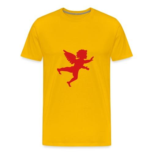 Angel of Love - Men's Premium T-Shirt