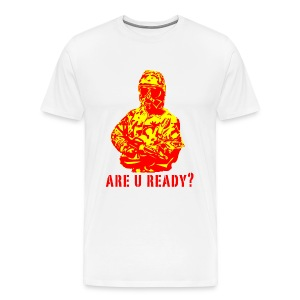Are you ready? - Men's Premium T-Shirt