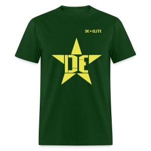 Star T-Shirt (mens green) - Men's T-Shirt
