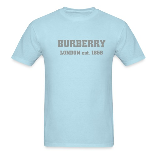 burberry london - Men's T-Shirt