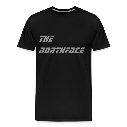 the norhtface - Men's Premium T-Shirt