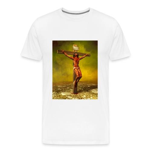 Love is Painful - Men's Premium T-Shirt