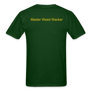 Master plasterer... - Men's T-Shirt