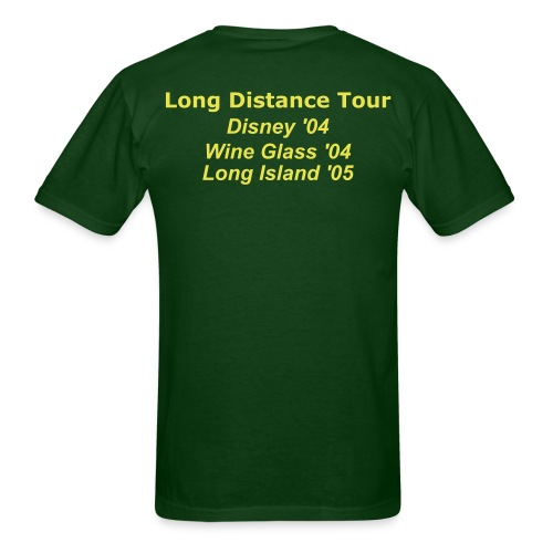 Dana's Marathon - Men's T-Shirt