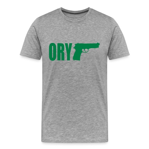 Orygun grey - Men's Premium T-Shirt
