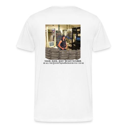 EMIT T - Men's Premium T-Shirt