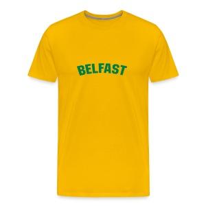 Global Tee - Men's Premium T-Shirt