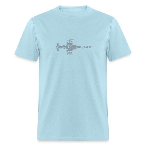 jet - Men's T-Shirt