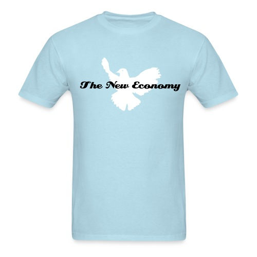 Dove - Men's T-Shirt