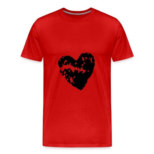 my broken heart - Men's Premium T-Shirt