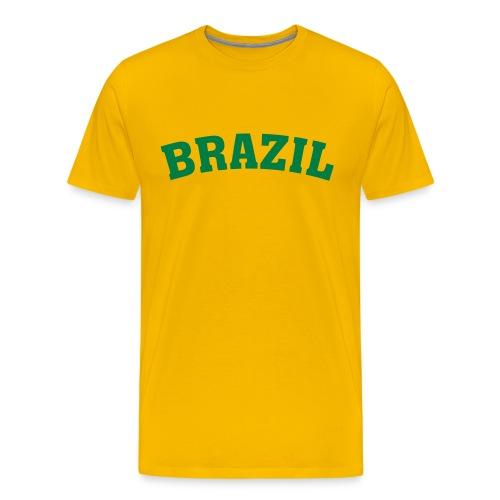 Brazil T-Shirt - Men's Premium T-Shirt