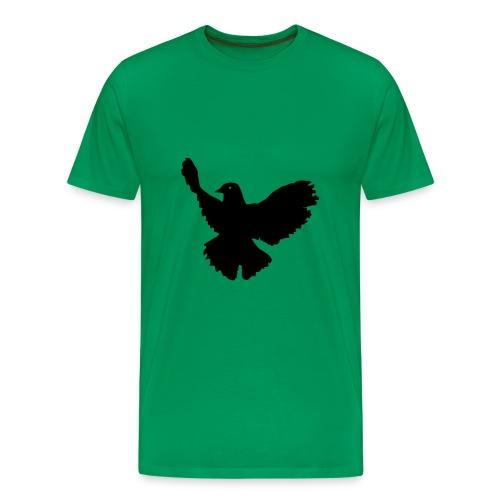 Black dove - Men's Premium T-Shirt