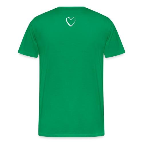 Play with my heart - Men's Premium T-Shirt