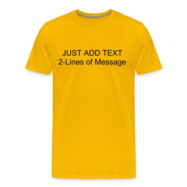 Text T-shirt Design Interface for Individual Customized Shirts ... ab2168b27319