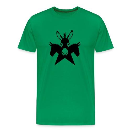 the throsa - Men's Premium T-Shirt