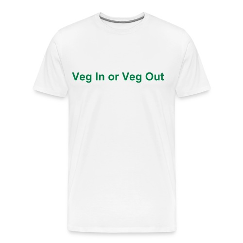 Stir Fry Series - Men's Premium T-Shirt