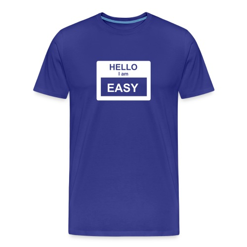 Easy tee - Men's Premium T-Shirt