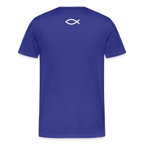 Jesus does - Men's Premium T-Shirt