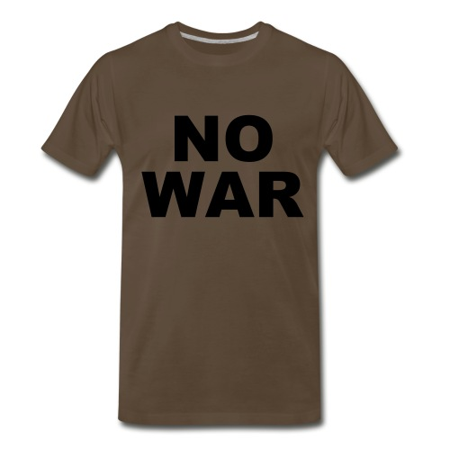 nowartc - Men's Premium T-Shirt