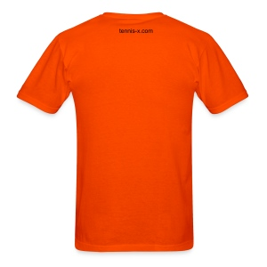 Let's get smashed! (orange) - Men's T-Shirt
