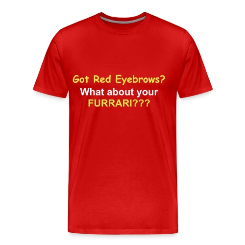 Love them redheads - Men's Premium T-Shirt